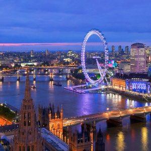 Kota Paling Banyak Dikunjungi di Eropa