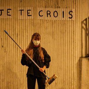 Wanita Prancis Melanggar Hukum Untuk Menyoroti Femisida Bagian 1